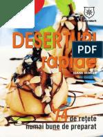 Deserturi Rapide - Ioana Irimiea