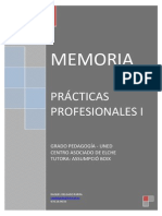 Prácticas Profesionales i