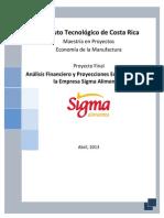 Caso Sigma Datos