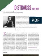 Richard Strauss - Una tragicomedia burguesa en dos actos