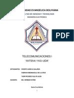 Informe Final - Yagi 2.0