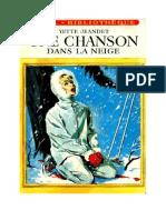 IB Jeandet Yette Un Chanson Dans La Neige