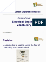 Electrical Engineer Vocabulary