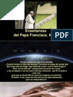 Enseñanzas del Papa Francisco -  Nº 71.pps