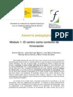 T1 Lectura Los Centros Como Comunidades Profesionales de Aprendizaje a Bolívar[1]