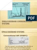 Single-Sideband Communications Systems