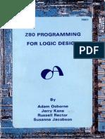 z 80 Programming for Logic Design