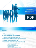 Contemporary Management - Leadership imperatives