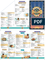 Koney Island Inn Menu
