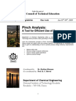 Pinch Analysis_A Tool for Efficient Use of Energy