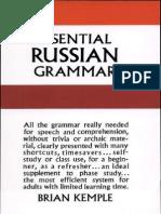 22.Essential Russian Grammar