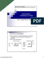 Senosres y Transductores