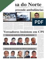 Folha Do Norte 2006-07-20