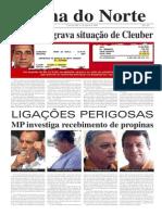 Folha do Norte 2006-08-11