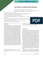 MANSFIELD 2012 Top 10 Plant Pathogenic Bacteria in Molecular Plant Pathology
