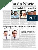 Folha Do Norte 2006-08-25