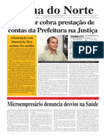 Folha Do Norte - 2006-10-27