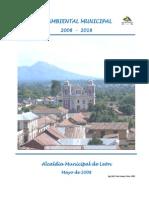Plan Amabiental Municipal Leon 2008 Al 2018