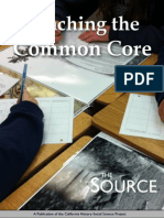 Teaching the Common Core