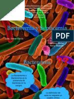 Bacteremia y Septicemia Bacteriana-1