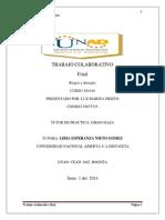 Final TRABAJO COLABORATIVO Riegos y Drenajes Junio 11 Del 2014 a.