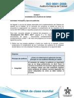 Actividad de Aprendizaje Unidad 1- Principios y Tipos de Auditorias Terminado