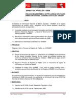 Directiva Nº 002 2011 Sbn