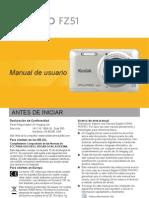 Fz51 Manual Es