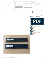 4 Go (2x2 Go) RAM DDR3 1333 MHz PC3-10600 DIMM 240 Informatique Paris - Leboncoin