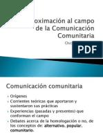 MAGAROLA - Una aproximación al campo de la Comunicación Comunitaria.pptx