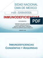 Inmunodeficiencias