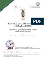 ES MONOS 2011 Lug 15 Novena a Maria Desatanudos