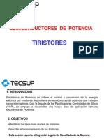 Electronica 06 Tiristores