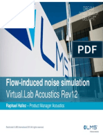WEBSEM Aero Acoustic Simulation Dec2013
