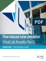 WEBSEM Aero Acoustic Simulation Dec2013