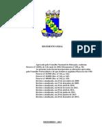 Regimento Geral Ufc