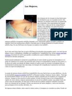 Tatuajes En Las Mujeres.
