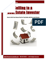 selling to a realestate investor f2fa