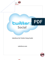 Salesforce for Twitter Setup Guide