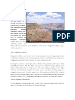 Stratigraphic Modeling Tools in Minesight Part 1