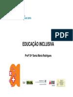Pacto - Ed Inclusiva