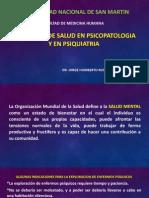 Exploración Psicopatologica-tema 3