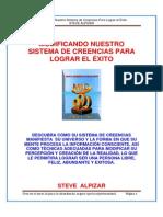 Modificando Nuestro Sistema de Creencias Para Lograr El Éxito (STEVE ALPIZAR)