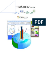 31823423 Matematicas Con Word y Excel Office 2007