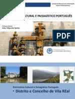 PATRIMÓNIO CULTURAL - Aula 39 - Igreja de S. Domingos - Sé de Vila Real e Torre de Quintela