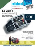 Revista Trafico y Seguridad Vial Numero 208 Completa