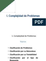 Complejidad de Problemas