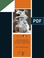 Leyendas Fundación de Roma
