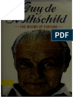 Guy de Rothschild - The Whims of Fortune 1985