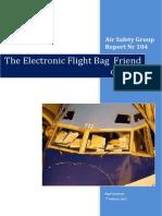 The Electronic Flight Bag